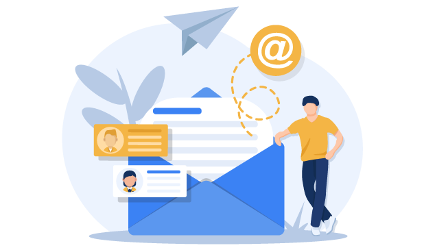 Custom Business Email - InfinCE